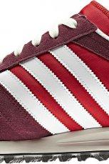 obuwie sportowe Adidas w kolorze bordowym - wiosna 2013