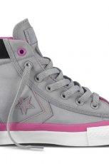 trampki Converse w kolorze szarym - kolekcja na wiosn� 2013