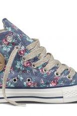 wiosenne trampki Converse w kwiaty - kolekcja na wiosn� 2013
