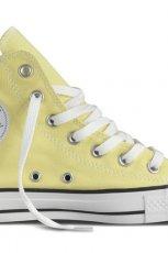wysokie trampki Converse w kolorze ��tym - kolekcja na wiosn� 2013