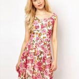 foto 1 - Wiosenne sukienki - najmodniejsze trendy!