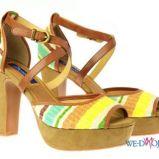 kolorowe sanda�ki Wrangler - lato 2013