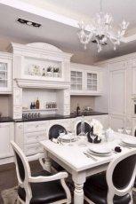 Urocze meble kuchenne w kolorze ecru o wyj�tkowym wzornictwie MAX-FLIZ
