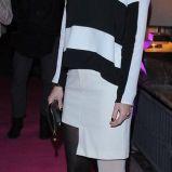 foto 1 - Biało-czarny trend - jak noszą go celebyrtki?