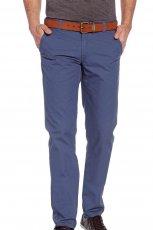 spodnie C&A w kolorze niebieskim - kolekcja wiosenno/letnia 2013