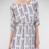 zwiewna sukienka Stradivarius - moda na lato 2013