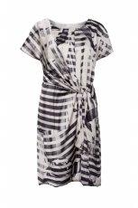 sukienka Solar we wzorki - trendy na wiosn� i lato