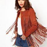 foto 1 - Brązowe ramoneski - moda na wiosnę 2013