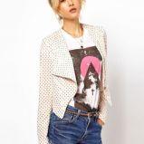foto 3 - Beżowe ramoneski - moda na wiosnę 2013
