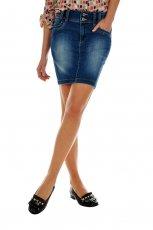 jeansowa sp�dniczka Tatuum - wiosna 2013