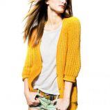 foto 2 - Swetry na wiosnę - 35 najmodniejszych modeli!