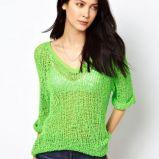 foto 3 - Swetry na wiosnę - 35 najmodniejszych modeli!