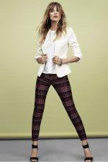 legginsy H&M - spodnie na lato