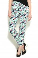 kolorowe spodnie Orsay - moda na wiosn� i lato 2013