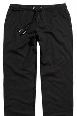sportowe spodnie Reserved w kolorze czarnym - moda 2013