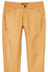 spodnie Mohito w kolorze musztardowym - lato 2013