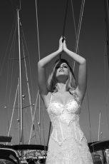 suknia �lubna Galia Lahav wyszywana