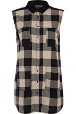 koszula River Island w kratk� - moda na wiosn� i lato 2013