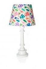 Wyj�tkowe lampy do pokoju dzieci�cego w weso�e wzorki - modny pok�j