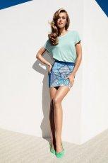 mi�towa bluzeczka H&M - trendy wiosna-lato 2013