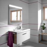 Wyj�tkowa umywalka w zabudowie - �azienka 2013