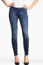 niebieskie rurki H&M - wiosna 2013