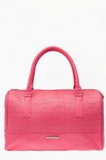 kuferek Bershka w kolorze r�owym - torebki na lato