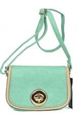 modna torebka Badura w kolorze zielonym - torebki 2013