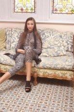spodnie New Look we wzorki - wiosna/lato 2013