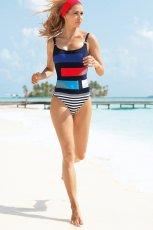 sportowy str�j k�pielowy Sunflair - moda pla�owa 2013