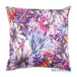 Dekoracyjna poduszka we wzory barwnych kwiat�w - Zara Home