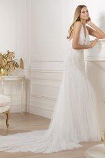 suknia �lubna Pronovias z trenem