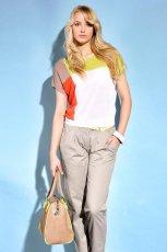 szare spodnie Monnari - trendy na lato