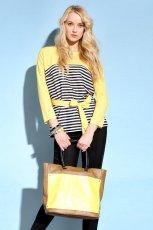 bluzka Monnari w paski - trendy na lato