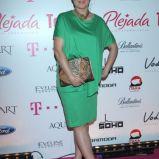 zielona sukienka - Beata Sadowska