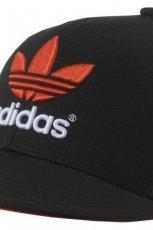 czapka z daszkiem Adidas w kolorze czarnym - wiosna/lato 2013