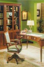 Luksusowe biurko w kolorze br�zu - design na 2013