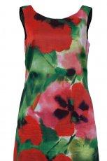 sukienka Solar w kwiaty - lato 2013
