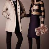pikowana kurteczka Burberry - trendy na zim� 2013/14
