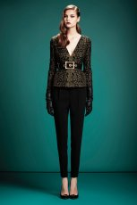 elegancka katana Gucci w kolorze khaki - zimowe trendy 2013/14