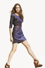 jeansowa sukienka Reserved - moda dla kobiet