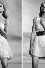 Saint Laurent  - kolekcja wiosenno-letnia 2014