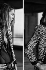 Saint Laurent  - trendy na wiosn� i lato 2014