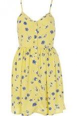 ��ta sukienka River Island w kwiaty - lato 2013