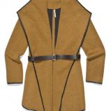 musztardowy p�aszcz Carry - moda na jesie� i zim� 2013/14
