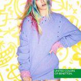 foto 1 - Benetton - zapowiedź jesiennej kampani 2013!