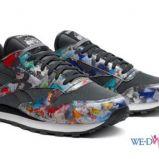 foto 2 - The City Classics - limitowana kolekcja butów z graffiti od Reebok