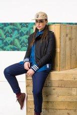 czarna kurtka Adidas - zima 2013/14
