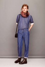 jeansowa koszula Asos - jesienna moda