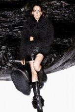 kozaki Simple w kolorze czarnym - moda na jesie� 2013